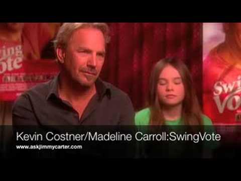 Kevin CostnerMadeline Carroll: Swing Vote
