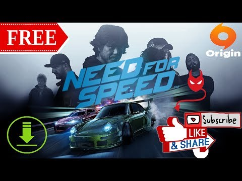 How To Get Need For Speed 2015 FREE Origin | Download FREE NFS 2015 PC | Premium