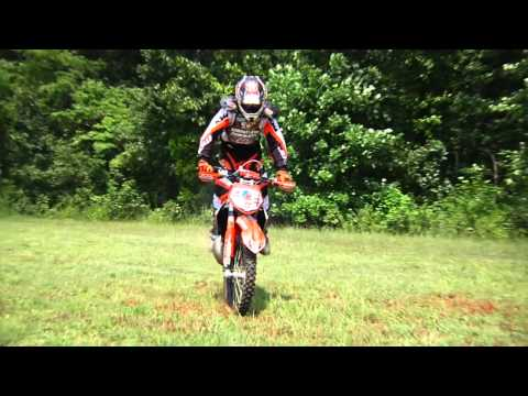 DirtWise Riding Tip: Fast and Stand-up Stoppies