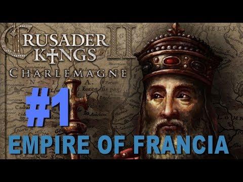 Crusader Kings 2 - Karling Dynasty #1
