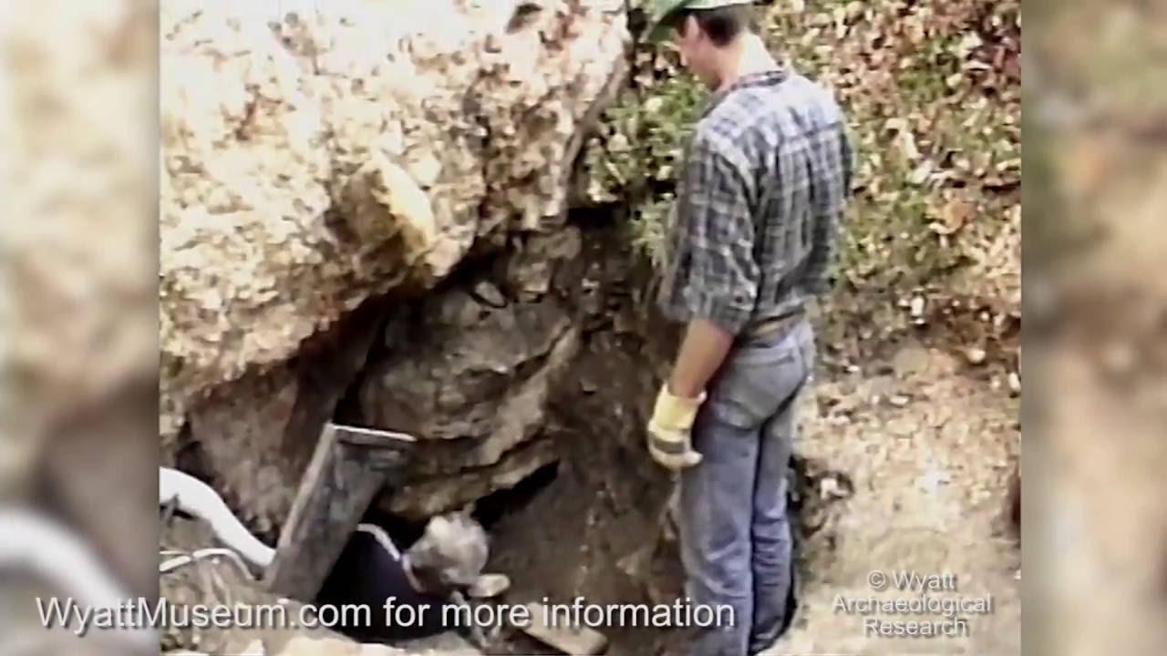 Underground chamber reveals Temple treasures - ACO