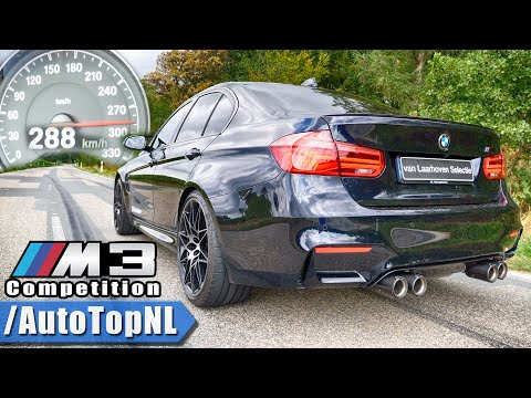 Bmw M3 F80 Competition Acceleration Top Speed 0 288km H