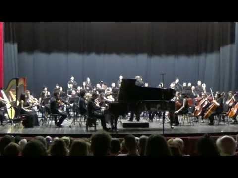 Concerto Giornata della Repubblica 2016 - Orchestra A. Pollensel Conservatorio Cagliari