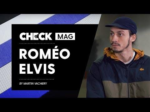 Roméo Elvis #CheckMag