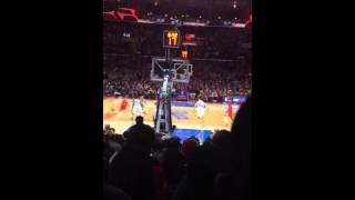 Clippers defense chant