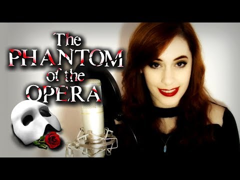 The Phantom of the Opera - The Music of the Night (Cat Rox cover)
