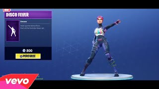 Fortnite Dance Emote - Disco Fever Song (Official Remix Song)