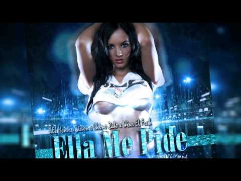 Ella Me Pide - Jairo El Menor Ft Chino Zato And Wiser El Fresh Y Steven (Prod.Dj Morsic)