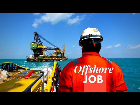 Offshore Job | What it's like? | Life At Sea