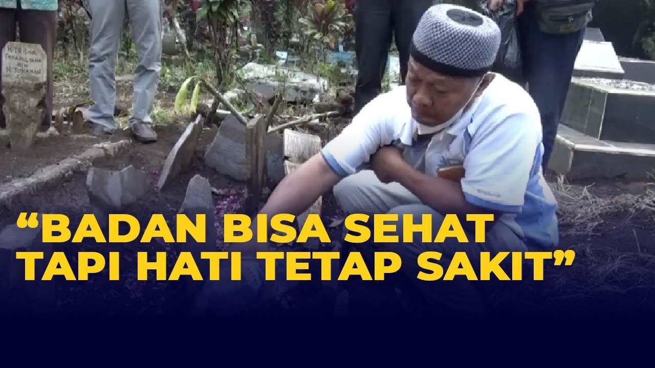 Download Simak Lagi Curahan Hati Yosep Usai Ziarah ke Makam Tuti dan Amelia yang Meninggal Dibunuh di Subang
