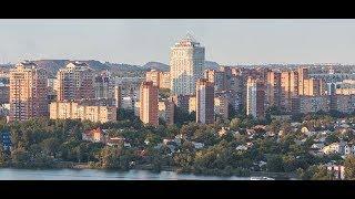 видео Достопримечательности Донецка