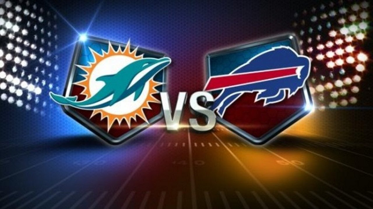 Image result for Miami Dolphins vs. Buffalo Bills