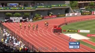 400м Мужчины - Бриллиантовая лига 2014 - Юджин