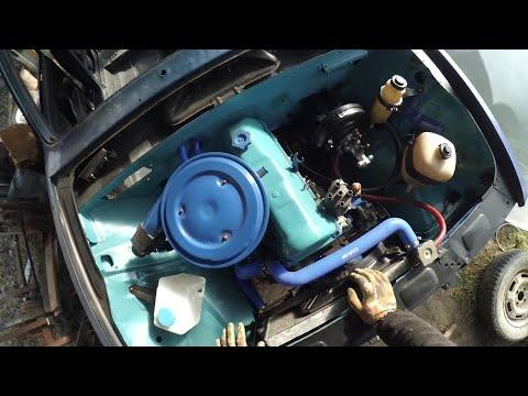 Тюнинг ваз 2107 силиконовые патрубки и проблемки с педалью тормоза