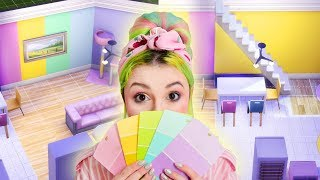 💕🏡 DESIGNING MY ACTUAL NEW HOUSE BUT IN THE SIMS 🏡💕