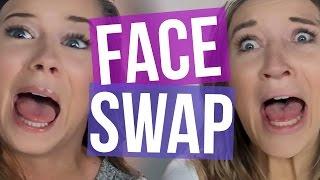 Creepy Face Swap Challenge (Beauty Break)