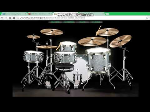 Secret Love Song~ VirtualDrumming