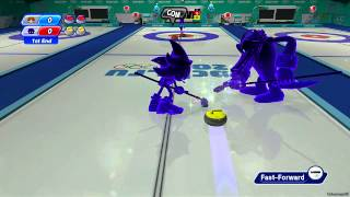 Mario & Sonic at the Sochi 2014 Olympic Winter Games ~ Legends Showdown [Part 3 ~ Area 3]