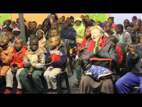 Lesotho Trip 2015 - Kids Singing