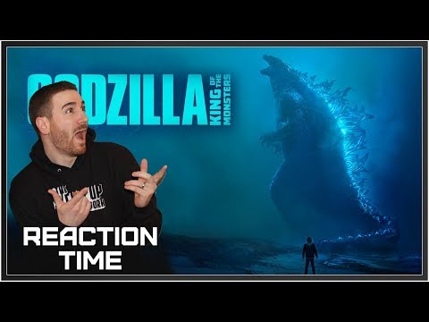 GODZILLA: King of the Monsters Official Trailer 2 - Reaction Time!
