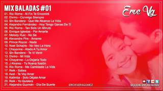 Erve Vg - Mix Baladas #1