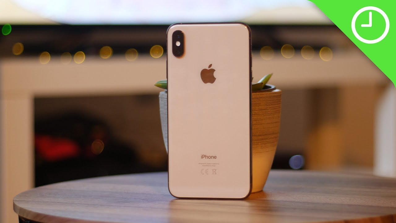 Review: Thoughts on iPhone XS Max from an Android fan
