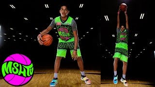 8th Grader Kyle Ross is UNSTOPPABLE at MSHTV Camp - Class of 2021 Basketball