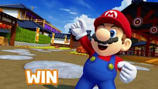Mario and Sonic at the Tokyo 2020 Olympic games Local Multiplayer Play | Dream Events!