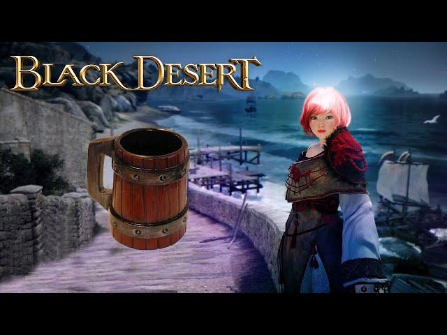 BLACK DESERT ONLINE ITA 01 - COME CREARE LA BIRRA, INGREDIENTI E TUTTO!