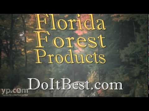 Florida Forest Products Cross City Lumber Building Materials