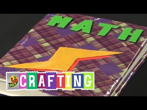 how-to-craft-a-duct-tape-book-cover