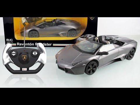 Lamborghini Reventon Control Remoto Unboxing Coche De Juguete