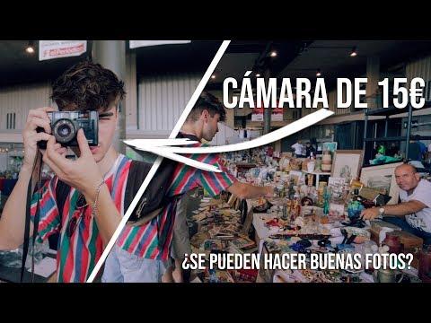 ¿Se pueden hacer BUENAS FOTOS con una CÁMARA de 15€?