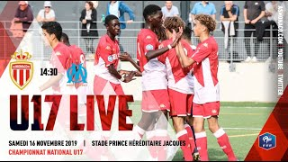 VIDEO: U17 : AS Monaco - OM