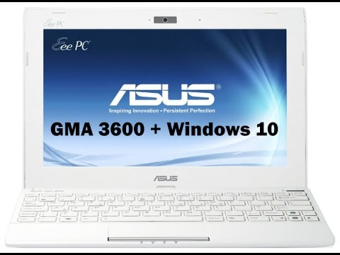 Gma 950 modded drivers windows 7 download