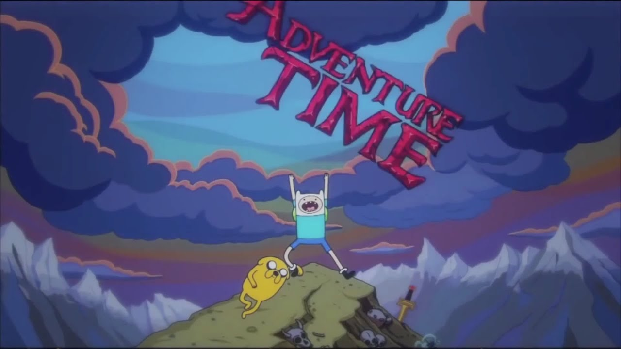 free adventure time intro template 282 c4d ae template tutorial