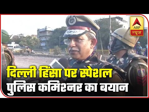 We Will Stay On Roads Till Situation Normalises: Delhi Police | ABP News