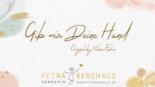 """Sängerin Petra Berghaus: """"Gib mir Deine Hand"""" (Original Helene Fischer)"""