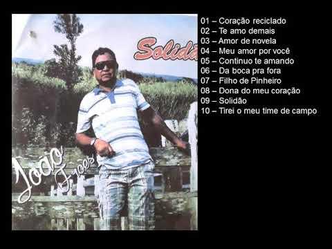 JJ Fróes - Solidão  - Vol01