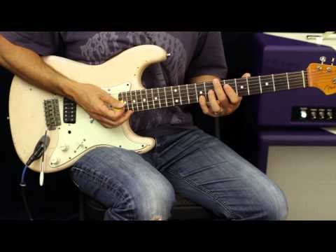 Stevie Ray Vaughan - Lenny - Guitar Lesson - How To Play - Part 1
