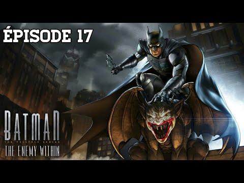 BATMAN : THE ENEMY WITHIN #17   FACE À FACE