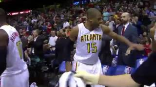 Top 5 plays of Al Horford in the 2015-16