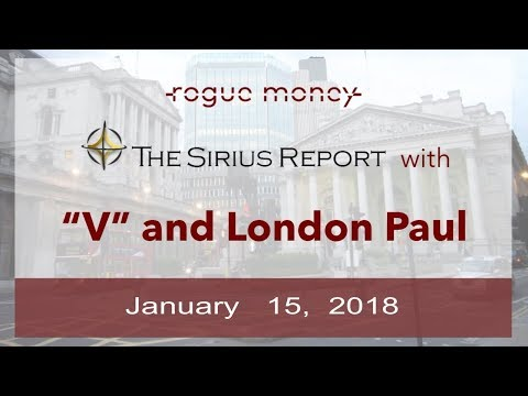 The Sirius Report: With London Paul (01/15/2018)
