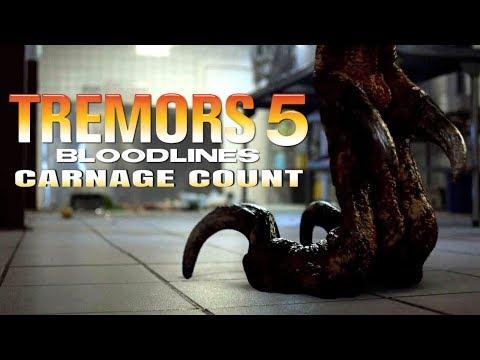 Tremors 5: Bloodlines (2015) Carnage Count
