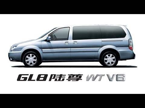 357 2017 Buick Gl8 Firstland Moderate Overlap Crash Test Youtube