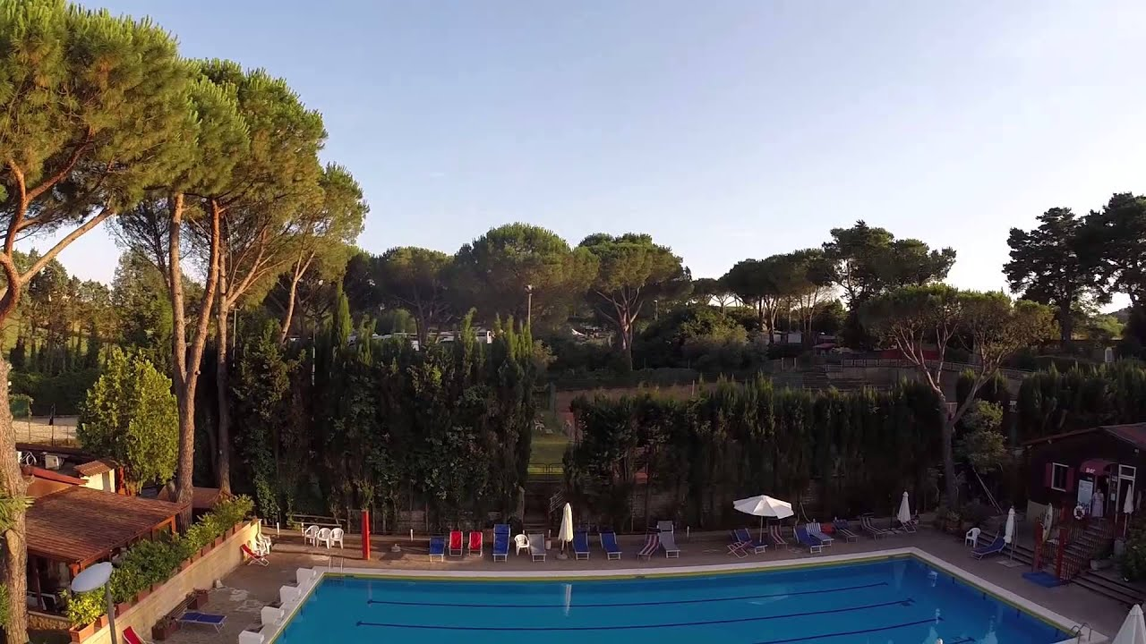 Piscina Cassia Lo Sporting Cassia Country Club Dal Drone