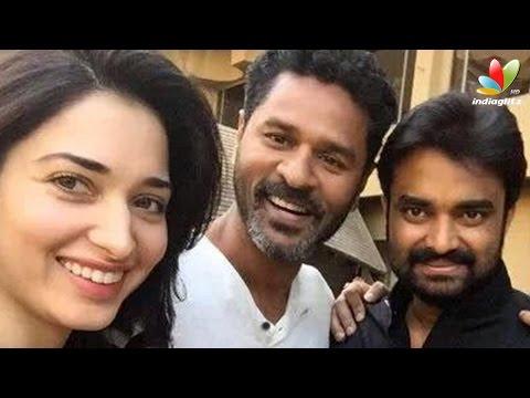 Prabhu Deva film to have 4 Music directors | AL.Vijay, Tamanna New Movie | Hot Cinema News