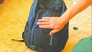 видео Рюкзак для города