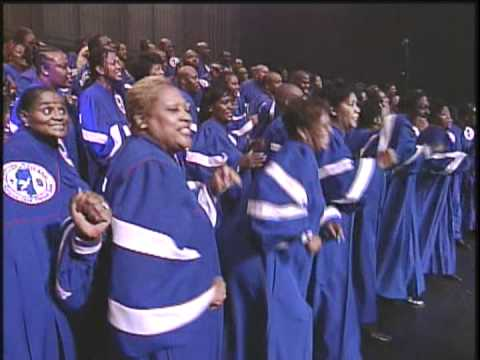 I'm Not Tired Yet - Mississippi Mass Choir