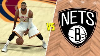 CAN KYRIE IRVING BEAT THE WORST NBA TEAM BY HIMSELF? NBA 2K17!
